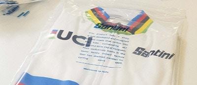 SANTINI BIDS FAREWELL TO PLASTIC BAGS