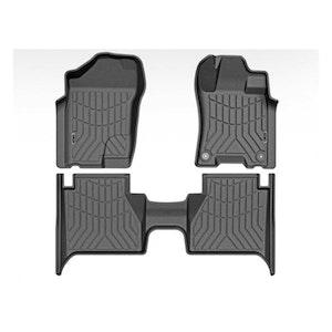 3D Floor Mats Fit Nissan Navara Np300 D23 2015 2020