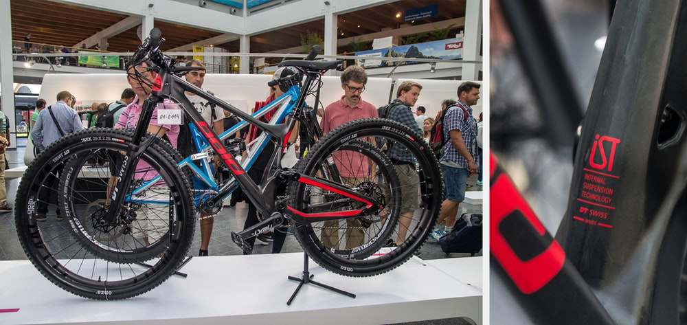 bold linkin trail race day eurobike 2015