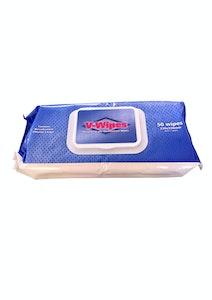 V-Wipes - Flat Pack 50pcs