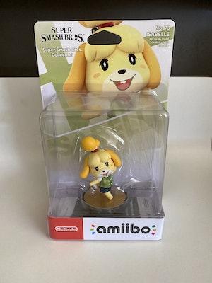 Super Smash Bros: No. 73 Isabelle amiibo