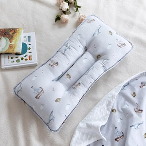 Bebenuvo Double Pillow - Caribbean