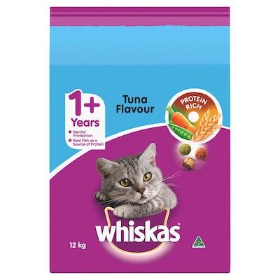Whiskas Ocean Fish Dry Cat Food