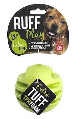 Ruff Play Foam Treat Ball