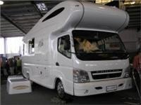 Smooth Allisee  new release motorhome job on a Mitsubishi Canter