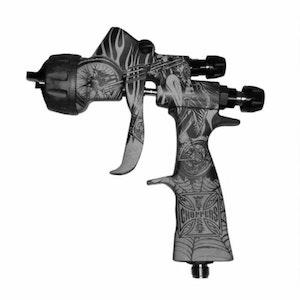 HTE 360 Lt Carbon Fibre Carbonio Clear 1.3mm Spray Gun