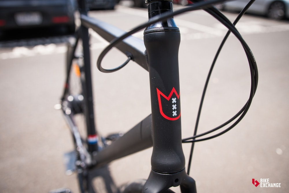Lekker amsterdam elite 2017 review headtube