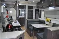 Pic - Van Cruiser Gold Series Savannah caravan interior crop mid