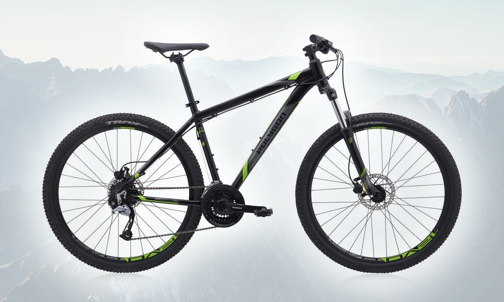 Polygon Premier 4.0 2017 Best Budget Mountain Bikes for AUD 500 BikeExchange