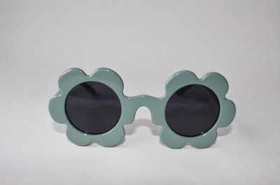 Daisy Sunglasses - Spearmint Twist