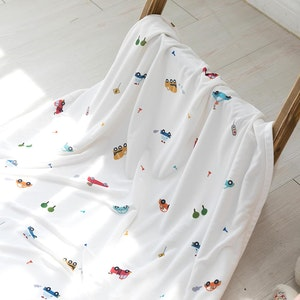 Bebenuvo Hygiene Ice Blanket/Swaddle Wrap - Busy Life