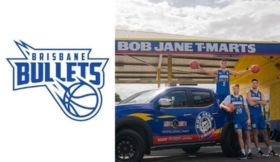Bob Jane T-Marts Become Major Support  Partner