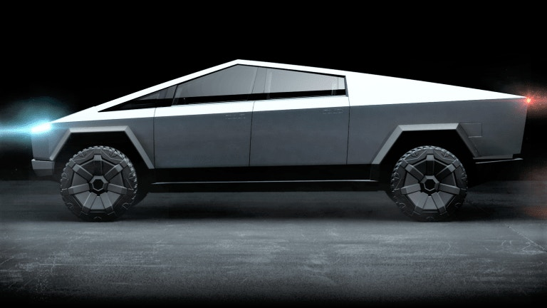 Features Of The Tesla Cyber Truck