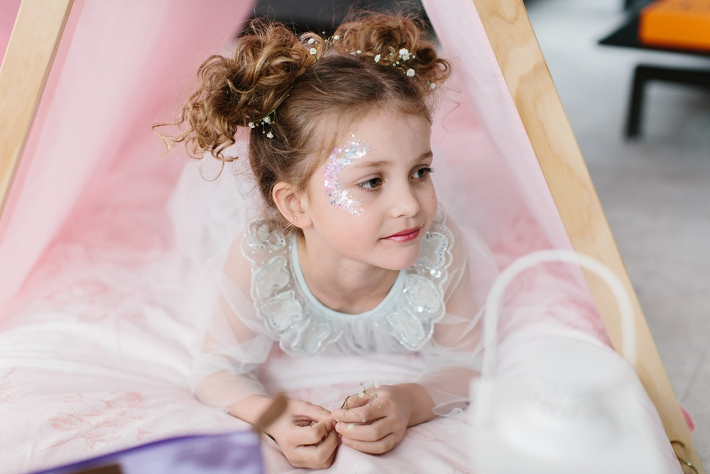 Slumber Party Ideas Pink Princess Kids