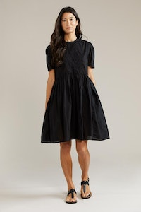 Caravan + Co Into The Frey Embroidered Dress