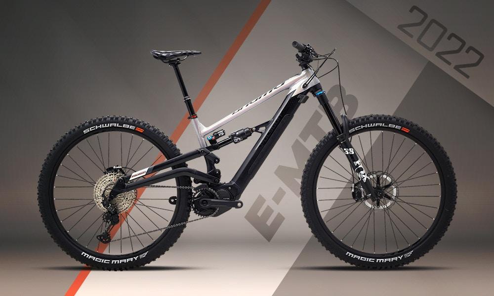 E-Mountainbikes 2022: Hier sind die neuesten E-MTB Highlights