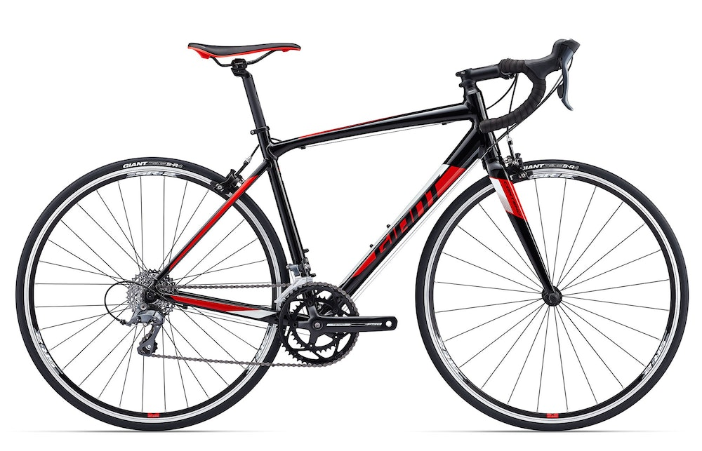 Giant Contend 2 Black 2017