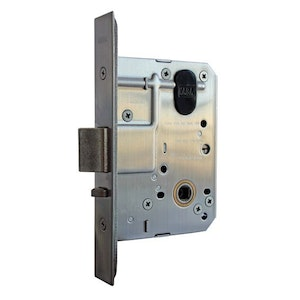dormakaba MS2 60mm mortice lock in SCP finish