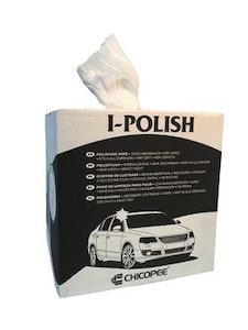 Chicopee Polishing Wipe 37 x 22 - 180 Per Box I-Polish