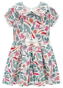 Milena Balcarcel Stretch Cotton Dress
