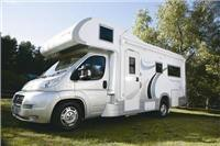 New Platinum motorhome from Jayco