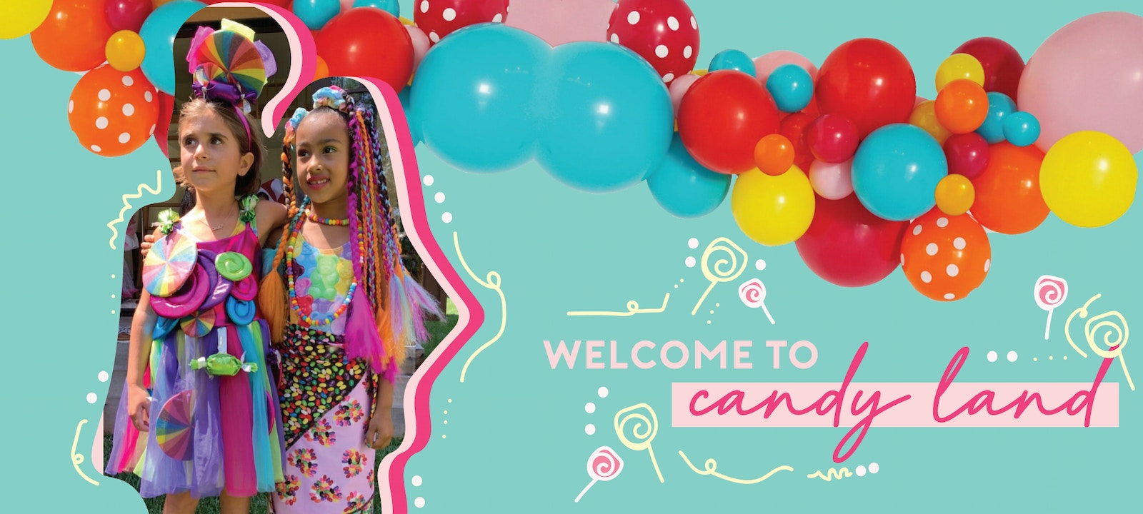 RECREATE THE KARDASHIANS' CANDYLAND PARTY