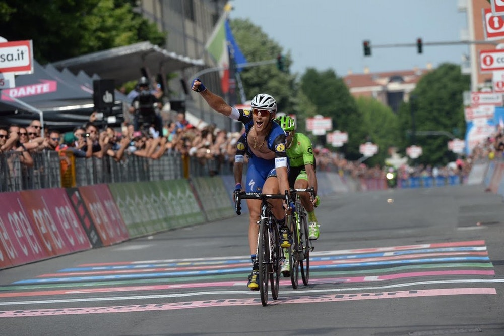 stage win 18 Giro