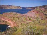 lake argyle Pic by Geoff Carter