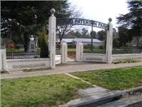 Banjo Paterson Memorial  Park Yass
