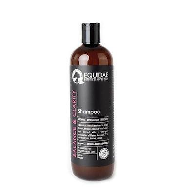 Equidae Horse Shampoo 500ml- Balance & Clarity (Musk/Rose)