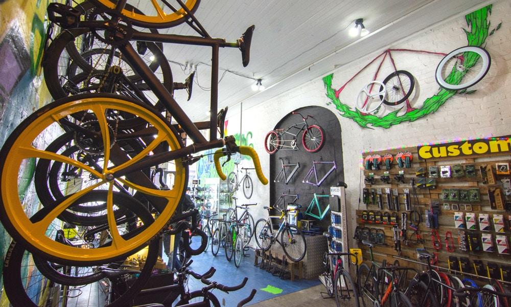Australia's Hottest Bike Shops - JustRideIt