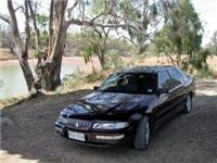 The 1995 3.8 V6 Holden Statesman GoSeeAustralia drove to Cairns