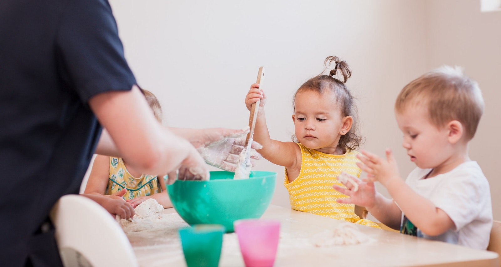 Child care drop off doesn't have to be stressful