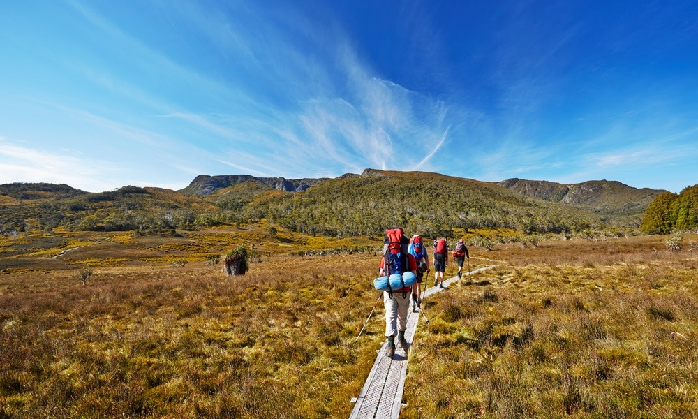 Trekking Light: the best long distance walks in Australia