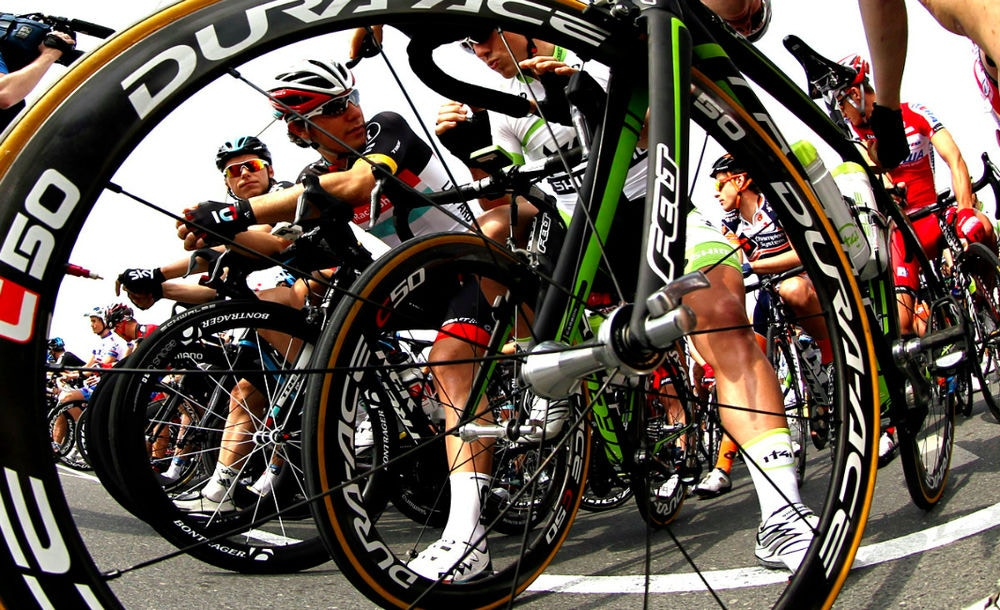Hit the Road - Radrennen für Anfänger