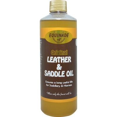Equinade Original Leather & Saddle Oil for Saddlery & Harness - 5 Sizes