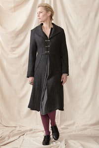 Quillan Eugenia Coat - Boiled Wool