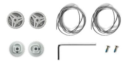 SLW2 System Kit 2015-2016 White