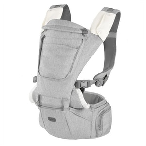 Chicco Carrier: 3in1 Hip Seat Carrier Titanium