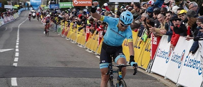 NORTHWAVE CELEBRATES AT PARIS-NICE AS CORT SOLOES IN PÉLUSSIN