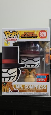 MHA Mr. Compress - 2020 Fall Convention Exclusive