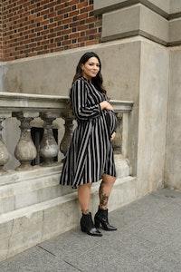 Bump Love Maternity Amy Easy Wear Dress - Black