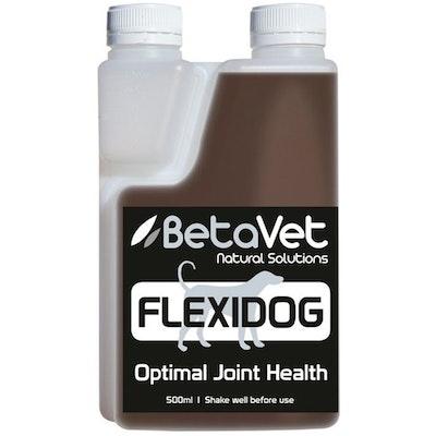 BETAVET Natural Solutions Flexi Dog Optimal Joint Health Supplement - 4 Sizes
