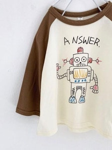Robot Top (2-7 years old)