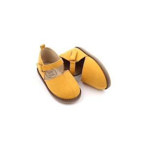 Elouera Shoe - Mustard
