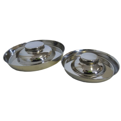 SUPERIOR PET GOODS Puppy Bowl Stainless Water Food - 2 Sizes