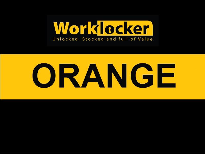 Worklocker Orange logo