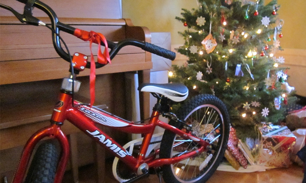 Buying Kids Bikes Christmas Tips