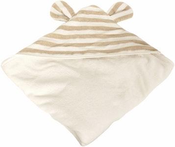 Silly Billyz Organic Milk Animal Hooded Towel