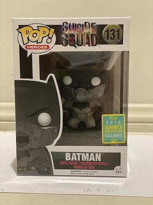 Batman (Underwater) #131 - Suicide Squad